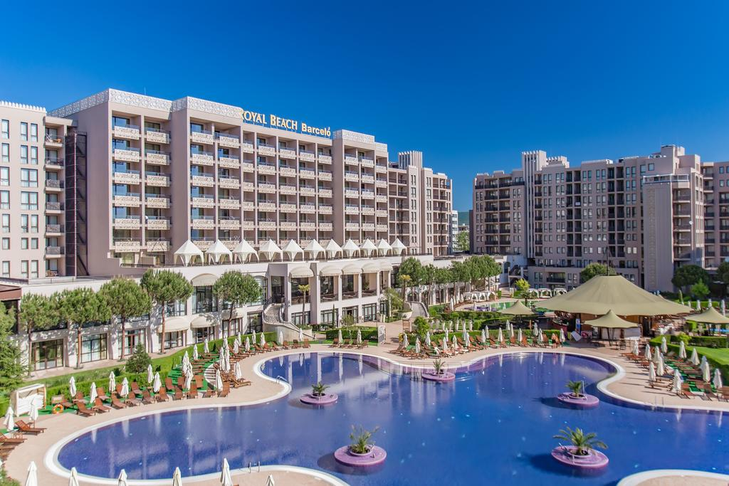 Хотел Barcelo Royal Beach