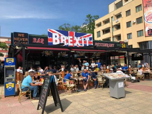 Brexit Bar & Restaurant